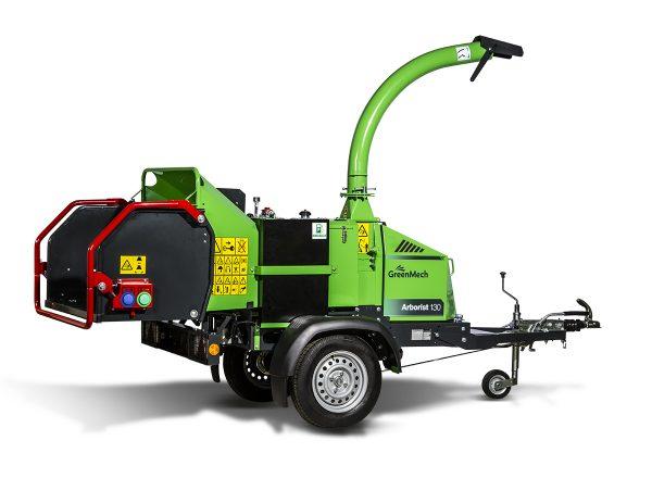 Trituradora GreenMech
